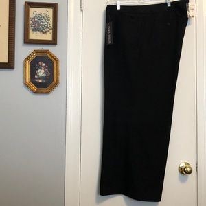NEW- Wide Leg Lane Bryant Dress Pants